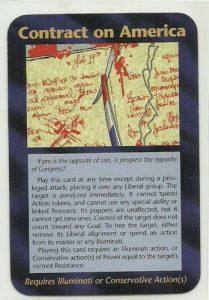 イルミナティカードの予言 Ver377 アメリカとの契約