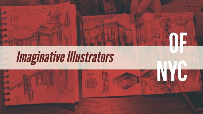Imaginative Illustrators Feature