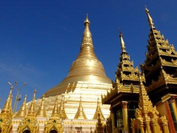 The Shwedagon Pagoda   © Vylyst