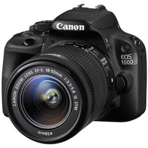 Le minuscule Canon Eos 100D