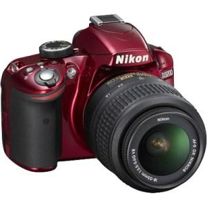 Coloré, le petit Nikon D3200
