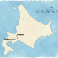 Le Lac Shikotsu (10-11 juillet)