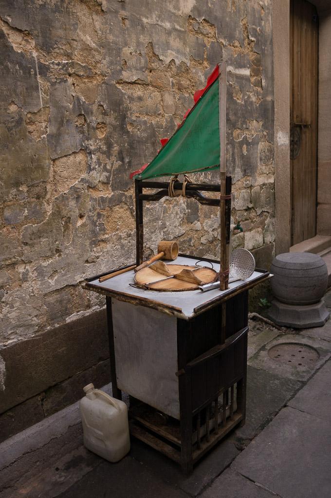 Restaurant de rue...