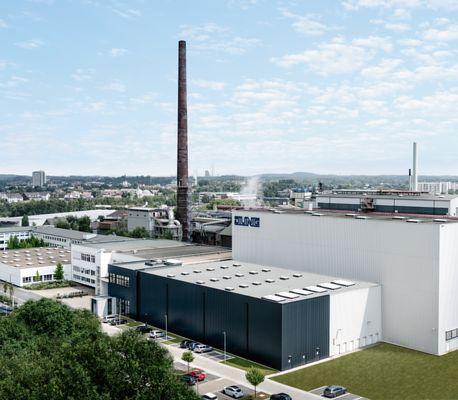 JUNG výroba Luenen Německo