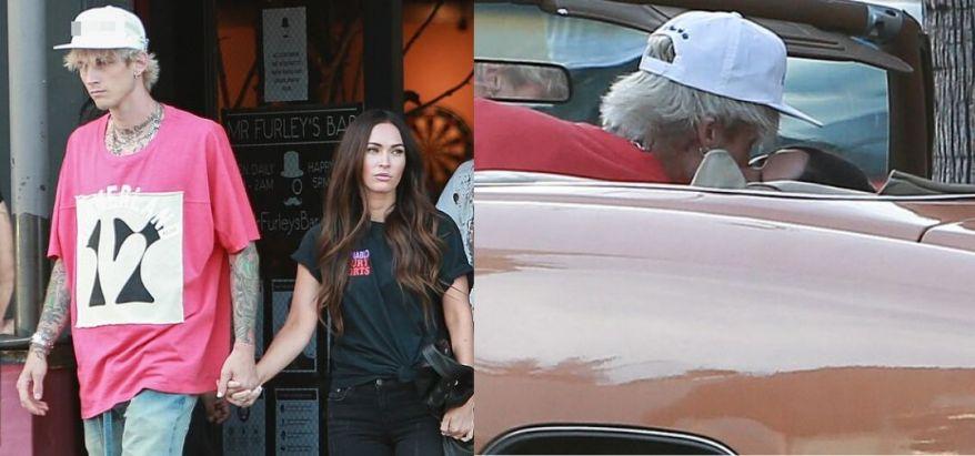 Megan Fox y Machine Gun Kelly Vyral News