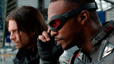 The Falcon y The Winter Soldier