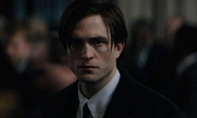 Robert Pattinson como The Batman