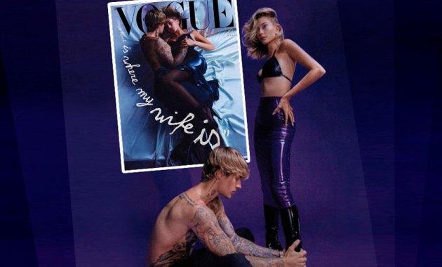 Justin Bieber y Hailey Bieber