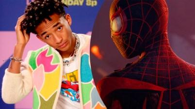 Jaden Smith en la banda sonora de Marvel's Spider-Man: Miles Morales