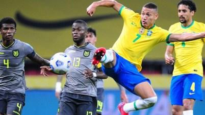Brasil vs. Ecuador (Copa América 2021)