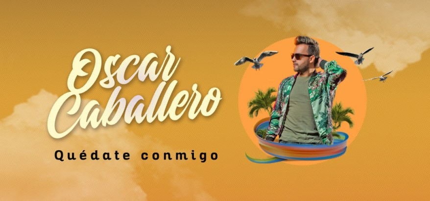 """Oscar Caballero en """"Quédate conmigo"""""""