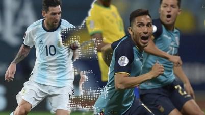 Copa América: la previa en datos de Argentina - Ecuador