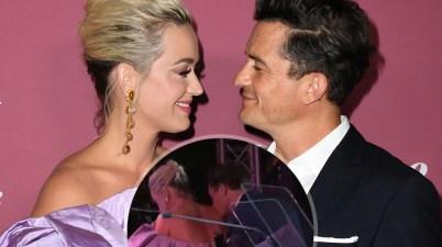 Orlando Bloom rescata a Katy Perry