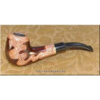 Hand Carved High Quality Tobacco Smoking Pipe - Liana