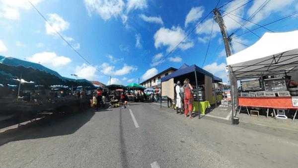 Marché de Saint Laurent du Maroni