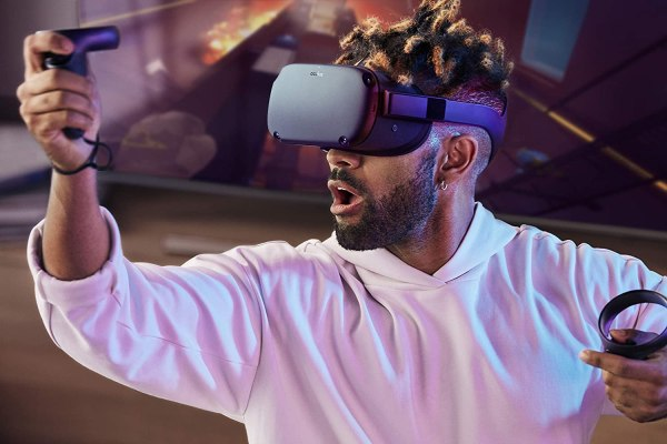 Location oculus quest