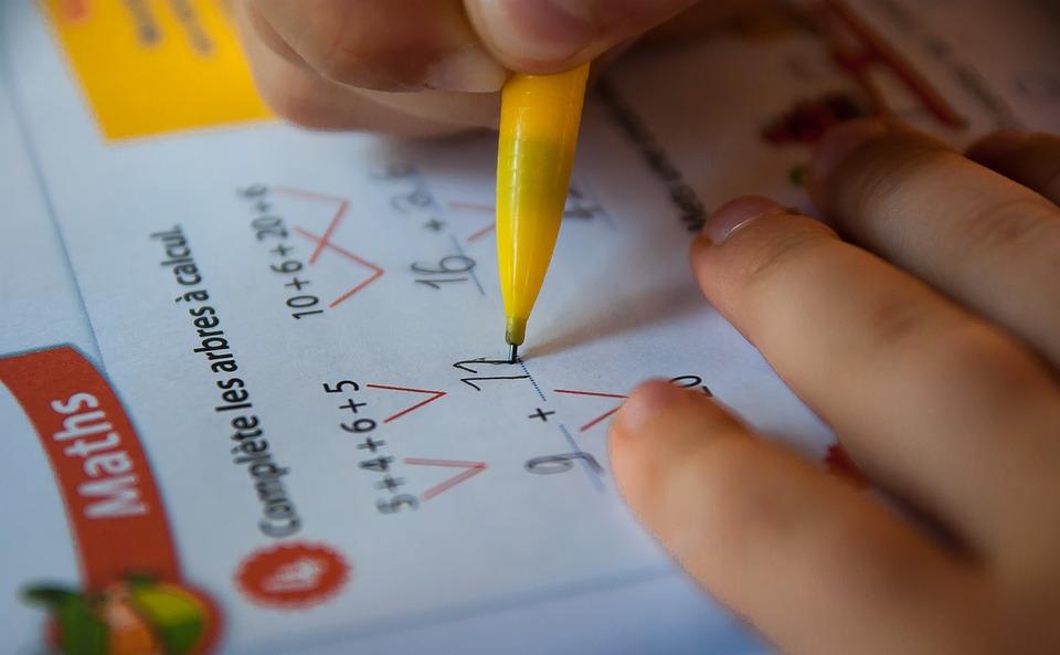 Nearpod v hodině matematiky.