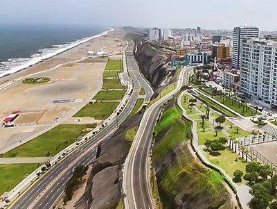 Magdalena del Mar: Ciudad sostenible de Perú