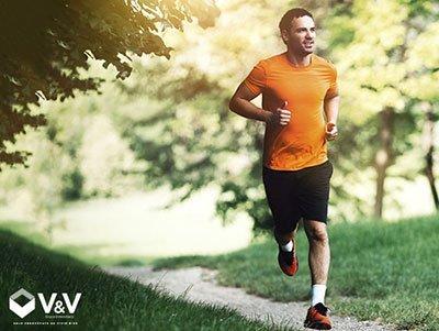 Beneficios de correr en el parque