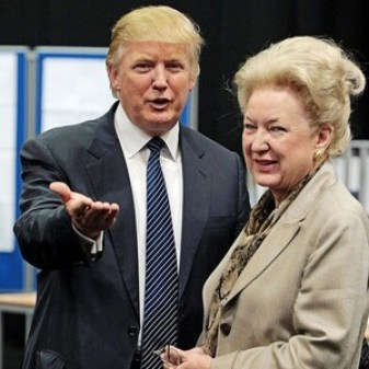 Barron Trump Mary Anne Trump Net Worth