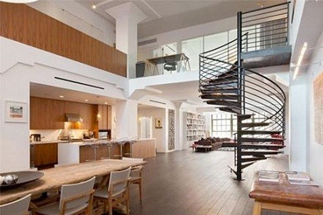 Damon Dashs Foreclosed Tribeca Loft selling for 8