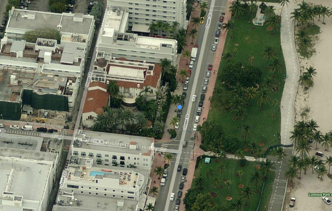 Gianni Versaces House
