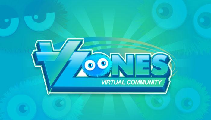 New VZone Logo