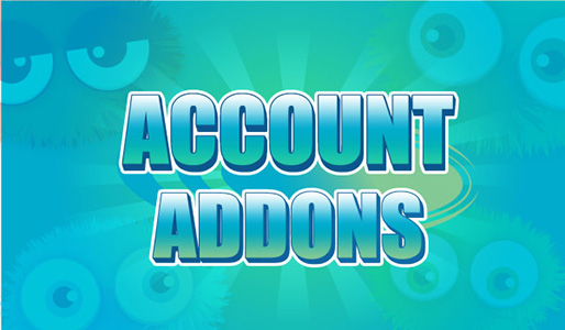 Account Addons