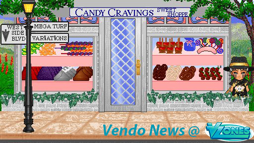 Candy Cravings Opens In Market Place