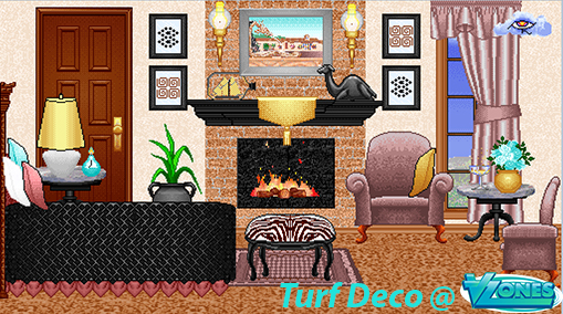 Turf Deco Contest Winners
