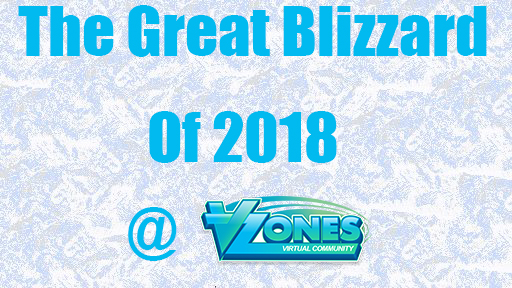 The Great Blizzard Of 2018