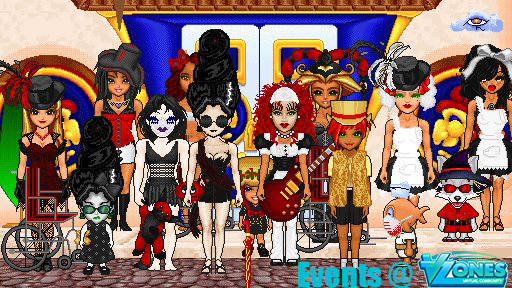 Rocky Horror Event Dress Up Contest