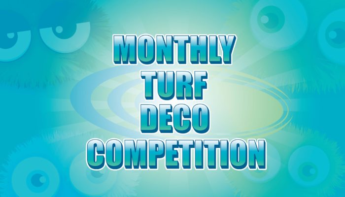 February '19 Turf Deco Contest