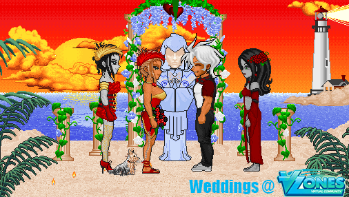 LapinFou & Buck Wild Wedding
