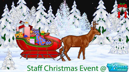 Staff Christmas Event 2019