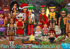 solstice gathering