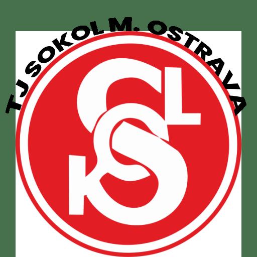 Vzpírání TJ Sokol Moravská Ostrava logo curved