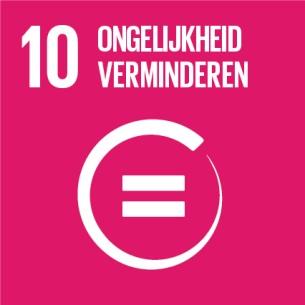 SDG 10 - gelijkheid