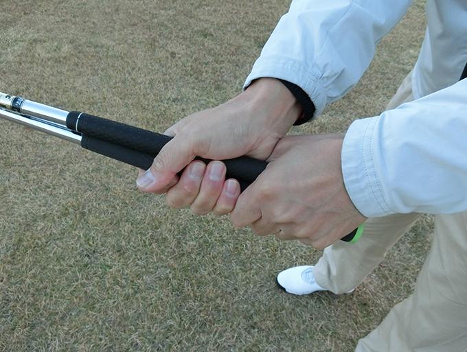 ゴルフお役立ち情報「ヘッドスピードアップのトレーニング」
