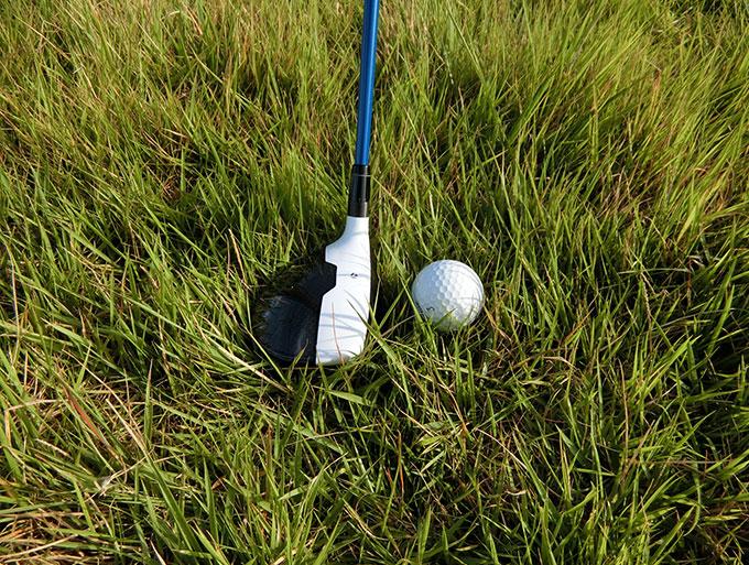 ゴルフお役立ち情報「ラフの見極め」