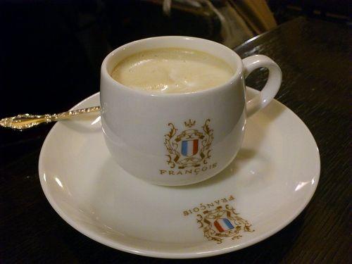喫茶室「フランソア」