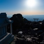 【登山】夜明けと共に那須岳へ!