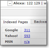 SEO toolbar for Opera ( enhanced by Photoshop :P )