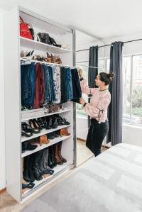 Custom IKEA PAX Wardrobe Closet Review | What The Fab