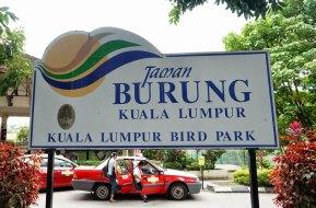 The KL Bird Park Kuala Lumpur Malaysia