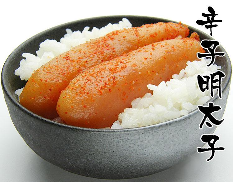 商店街購物中心-【築地一番鮮】日本原裝-明太子魚卵500g
