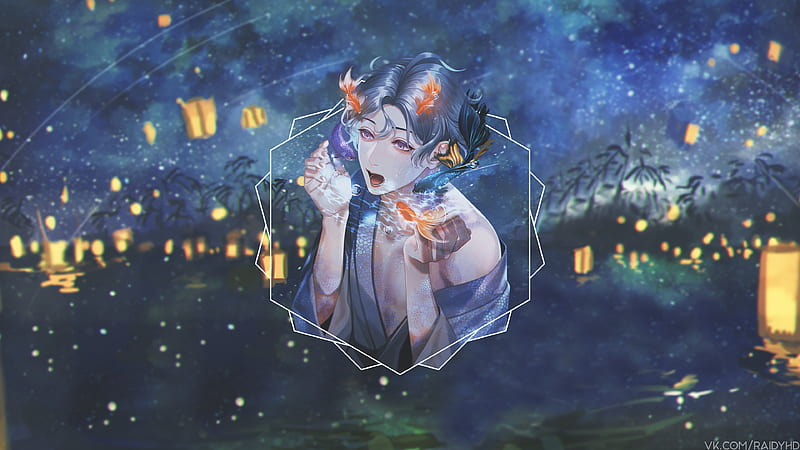 Anime Boy Original Anime Hd Wallpaper Peakpx