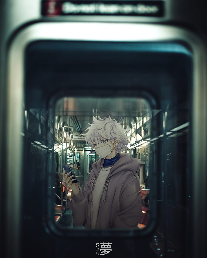 Killua Aesthetic Anime Animeedit H X H Hunter X Hunter Hunterxhunter Hxh Hd Mobile Wallpaper Peakpx