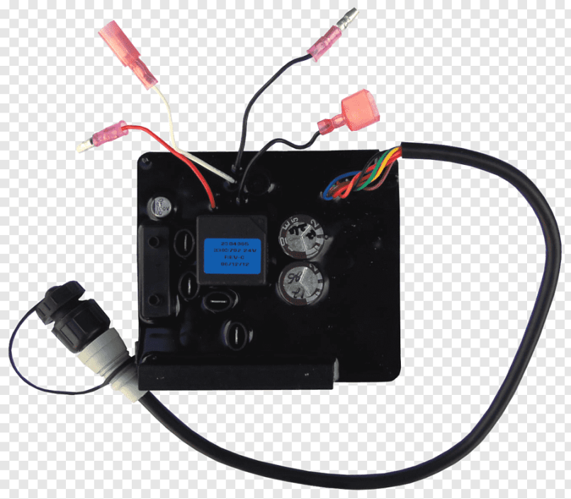 Electric Trolling Motor Parts