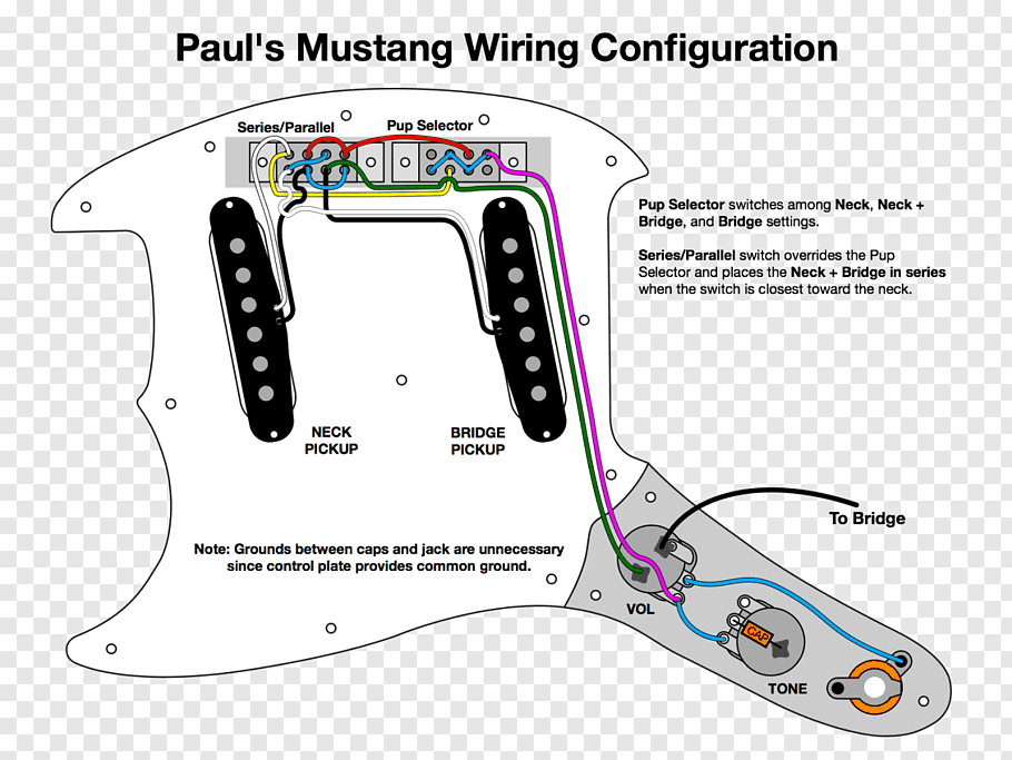 Squier Strat Fender Wiring Diagram With Push Button
